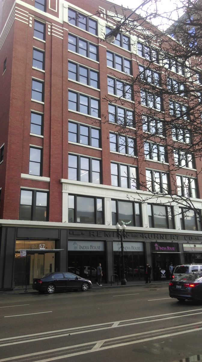 57 W Grand Ext Building