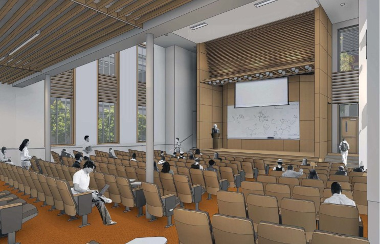 DHMP Int Lecture Hall